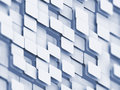Abstract cube background Royalty Free Stock Photography