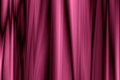 Abstract Curtain Fabric Folds Royalty Free Stock Photo
