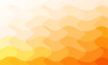 Abstract curve orange background