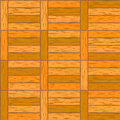 Abstract decorative old textured parquet floor vector background. Seamless tiling. Parquet hardwood material