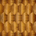 Abstract decorative panelling - seamless background - wood texture Royalty Free Stock Photo