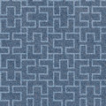 Abstract decorative texture - seamless pattern, blue jeans cloth Royalty Free Stock Photo
