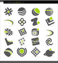 Abstract Design Elements Stock Photos