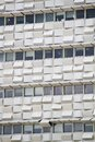 abstract detail of modern building Royalty Free Stock Photo