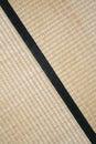 Abstract diagonal tatami Royalty Free Stock Photo