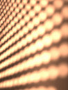 Abstract dotted light pattern texture Royalty Free Stock Images