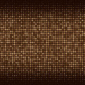 Abstract dotted vector background. Royalty Free Stock Photo