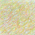 Abstract Draw Scribble Color P...