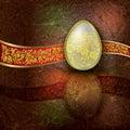 Abstract Easter jajka ilustrację Zdjęcia Royalty Free