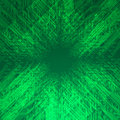 Abstract electronics green background with circuit board texture eps vector Stock Photography
