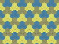 Abstract Ethnic Seamless Geometric Pattern Royalty Free Stock Image