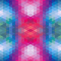 Abstract Ethnic Seamless Geometric Pattern Vector Illustration