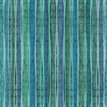 Abstract ethnic striped seamless pattern smoky blue green Stock Photos