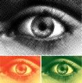 Abstraktní oko