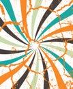 Abstract fancy circular illustration raster Royalty Free Stock Photo