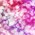 Abstract festive background with pink heart Royalty Free Stock Photo