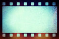 Abstract film grunge filmstrip may be used as a background design element Royalty Free Stock Photo