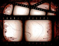 Abstract filmstrip Royalty Free Stock Photos
