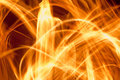 Abstract Fire Royalty Free Stock Photo