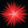 Abstract firework Royalty Free Stock Photos