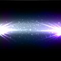 Abstract flash background, dark design vector Royalty Free Stock Photo