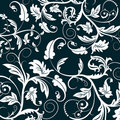 Abstract floral pattern Royalty Free Stock Photo