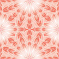 Abstract floral pattern illustration with clipping mask Stock Photos