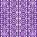 Abstract floral seamless pattern Stock Photography