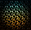 Abstract floral wallpaper Royalty Free Stock Images