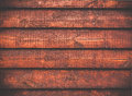 Abstract foxy red wooden background blurry texture for designers Royalty Free Stock Photo