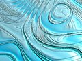 Abstract frozen background. Ice sea. Wave pattern Royalty Free Stock Photo