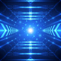 Abstract Future Technology Con...