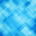 Abstract futuristic background blue rectangles element corporate and web design Stock Photo