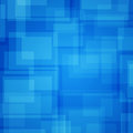 Abstract futuristic background blue rectangles element corporate and web design Royalty Free Stock Photography