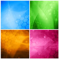 Abstract galaxy perfect background with space for text or image Royalty Free Stock Image