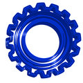 Abstract gear icon Royalty Free Stock Photography