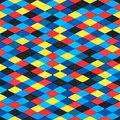 Abstract geometric background tiles. Vector illustration Royalty Free Stock Photo