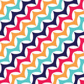 Abstract geometric colored graphic design deco pattern background Royalty Free Stock Photo