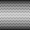 Abstract geometric hipster fashion design print circle pattern