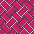 Abstract Geometric Pattern, Co...