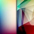Abstract Geometric Polygonal S...