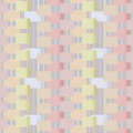 Abstract geometric retro pastel seamless pattern background texture Royalty Free Stock Photo