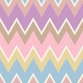 Abstract geometric seamless pattern. Aztec style with triangle and line tribal Navajo pattern. pink purple blue beige geometric pr Royalty Free Stock Photo