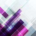 Abstract geometric violet background Royalty Free Stock Photo