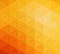 Abstract geometrical background triangle multicolored old style vector illustration eps contains transparent objects and gradient Stock Images