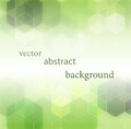 Abstract Geometrical Green Background, Vector Illustration EPS10