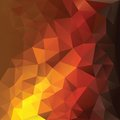 Abstract geometrical triangles background this is file of eps format Royalty Free Stock Photography