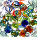 Abstract glass Royalty Free Stock Photo