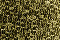 Abstract glowing golden fabric texture Royalty Free Stock Photo