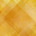 Abstract gold background squares rectangles and triangles in geometric pattern design Royalty Free Stock Photo